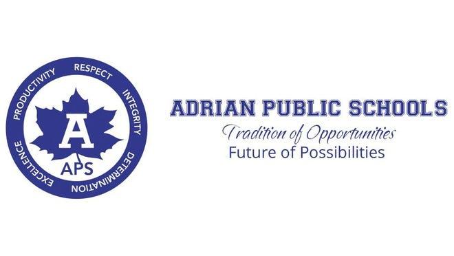 Adrian Public Schools logo