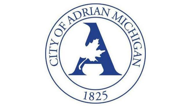 Adrian city web logo