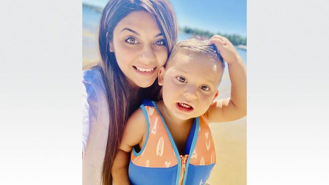 Rosemarie Garcia says she was harassed by an American Airlines flight attendant about having her 2-year-old son, Greyson, wear a mask on a recent flight. However, in previous flights, Garcia was never told Greyson had to wear one. She's criticized the airline for a lack of communication and consistent enforcement of policies.