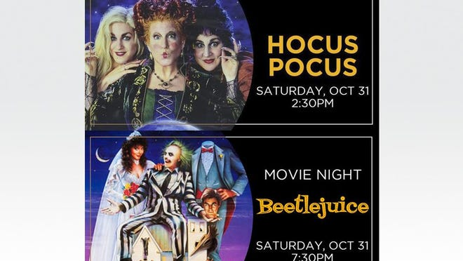 """The Croswell Opera House in Adrian begins its gradual reopening Saturday, Oct. 31, with two movies: """"Hocus Pocus"""" at 2:30 p.m. and """"Beetlejuice"""" at 7:30 p.m."""