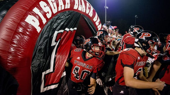 Pisgah (9-0) is the only undefeated football team in Western North Carolina after Friday's win over North Henderson.