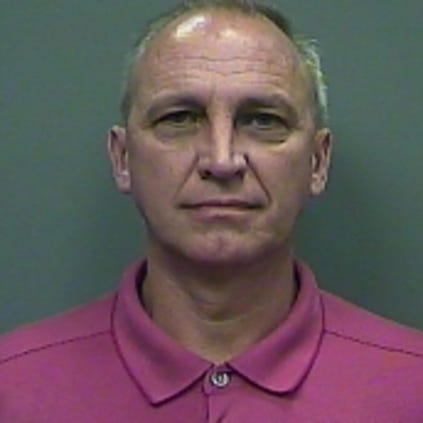 Prosecutors said Delbert Morgan, 58, was paid to do little if any work for the county's tax collections department