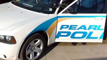 Pearl police officer injured in crash