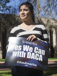 Estudiantes beneficiaria de DACA