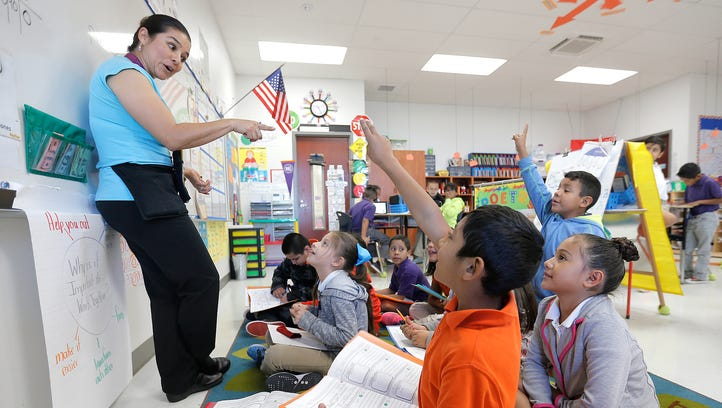 Immigrant students today, Texas' future tomorrow | Part 1: Educating the new workforce