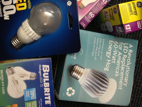 A plethora of more efficient alternatives to the traditional 60-watt and 40-watt incandescent light bulbs have entered the market in recent years. Some are halogens, and others are CFLs (compact fluorescent lamps) and LEDs (light emitting diodes.)