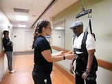 Robot tool gives patients a lift to recovery