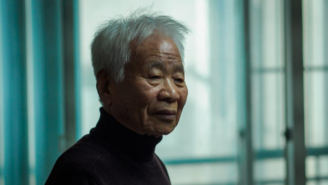 Roh Hee Kwan, 87, was separated from his mother and brothers in North Korea some 67 years ago during the Korean War.