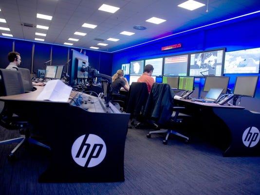 Hewlett Packard to cut up to 30,000 jobs from enterprise unit