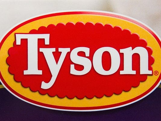 tyson recall 2018 over 3 000 pounds of breaded chicken recalled