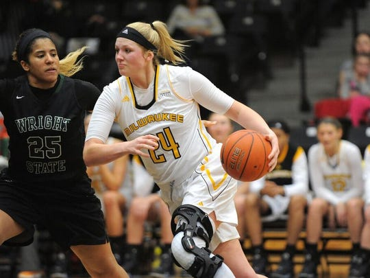 Adams native Emma Roenneburg has battled through injuries to help the University of Wisconsin-Milwaukee women's basketball team to its best season in a decade.