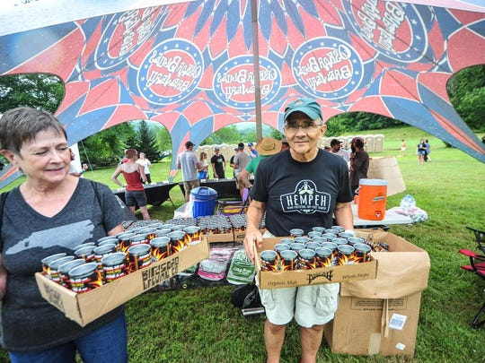 Oskar Blues Brewing's Burning Can festival in Brevard features 200-plus recipes from more than 50 regional breweries.