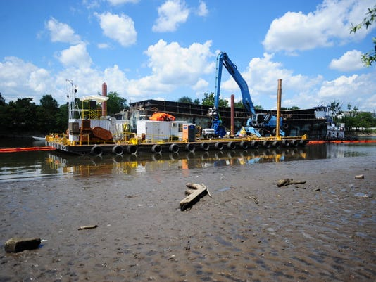 Passaic River cleanup