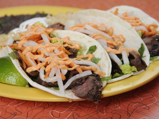 Korean beef tacos are one of the specialties at BelAir Cantina. The restaurant's owners are planning to open a new taco restaurant in Shorewood.