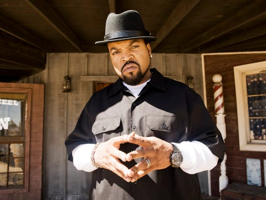 Hip-hop pioneer Ice Cube replaces KC and the Sunshine Band at SunFest. Ice Cube will perform at 4:30 p.m. Saturday.