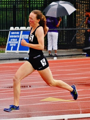 Abby Farley was a three-time state champion at Park Tudor.