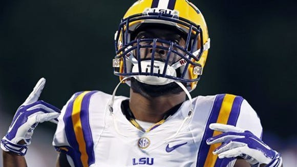 LSU sophomore Leonard Fournette will look to lead the Tigers past Florida this weekend in Death Valley.