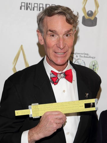 BEVERLY HILLS, CA - NOVEMBER 13:  Bill Nye the Science
