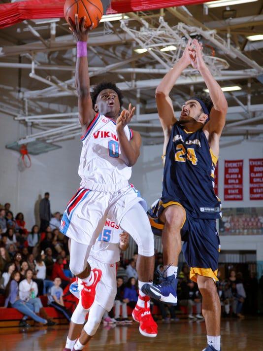 Grand Ledge at Everett Basketball