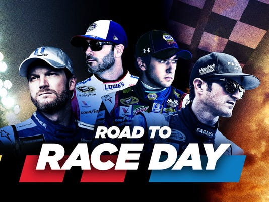 7-13-17-ROAD TO RACE DAY promo