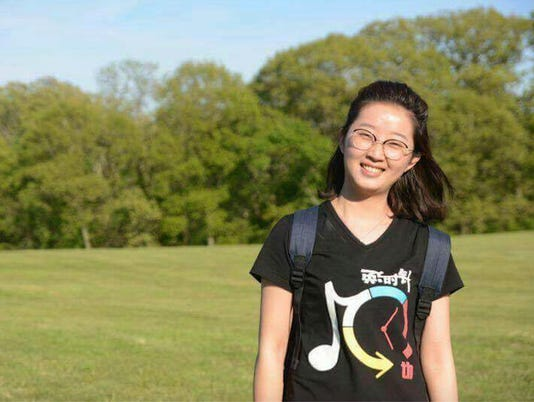 MISSING CHINESE SCHOLAR ILLINOIS A USA IL