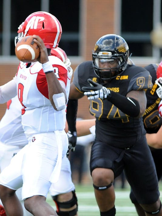 GALLERY Southern Miss football
