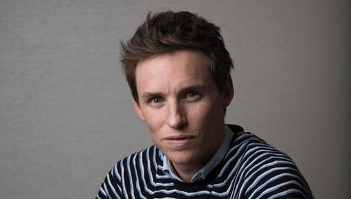 """In this Nov. 7, 2016 photo, actor Eddie Redmayne poses for a portrait in New York to promote his film, """"Fantastic Beasts,"""" the first of a planned five prequels to the """"Harry Potter"""" series by J.K. Rowling."""