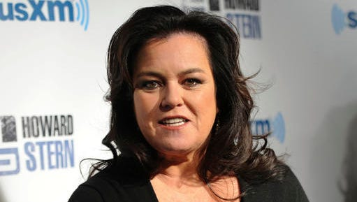 """FILE - In this Jan. 31, 2014, file photo, poses television personality Rosie O'Donnell attends """"Howard Stern's Birthday Bash,"""" presented by SiriusXM in New York.  After saying she'd like to play President Donald Trump's controversial adviser Steve Bannon on """"Saturday Night Live,"""" O'Donnell has apparently changed her Twitter profile picture to make herself look like him. O'Donnell's offer to play Bannon came after actress Melissa McCarthy's caustic portrayal of White House Press Secretary Sean Spicer on """"SNL"""" last Saturday, Feb. 4, 2017."""