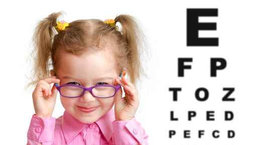 Eye health experts recommend early and frequent vision screenings for children, who may not understand or be able to communicate if they are not seeing well.
