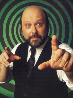 Mentalist Marc Salem has several shows coming up at Downstairs Cabaret, including on New Year's Eve.
