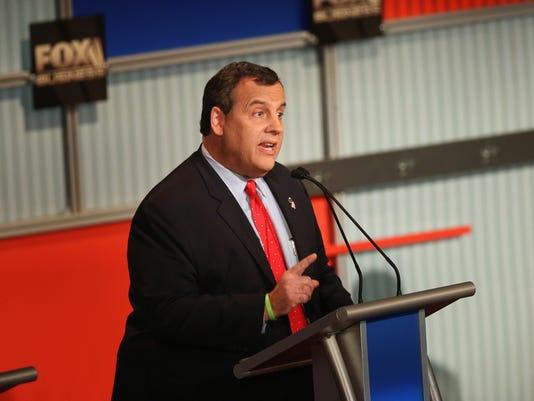 GOP Presidential Candidates Debate In Milwaukee