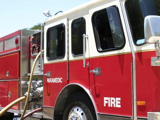 fire truck istock