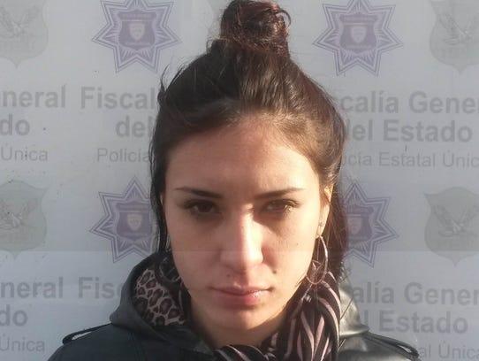 Alejandra Michelle Carlos Mercado