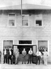 The Seminole Bank in downtown Stuart had closed its