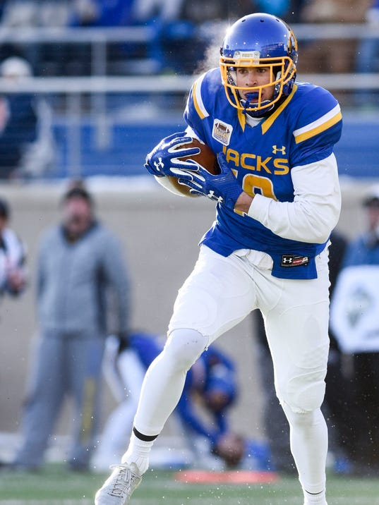 South Dakota State, New Hampshire, Football, FCS quarterfinal