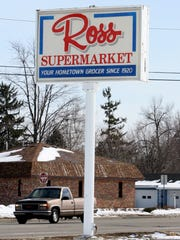 Ross Supermarket at 4005 N. Wheeling Ave.
