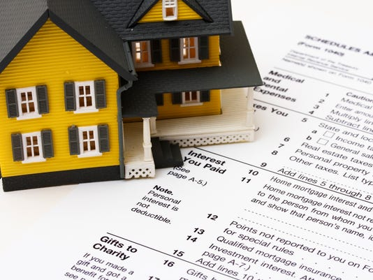 reagor mortgage deduction