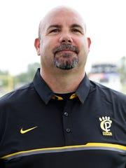 Church Point Head Coach J.C. Arceneaux has a career