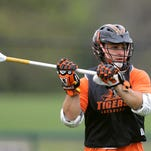 RIT's Steven Ricci, a Pittsford Sutherland grad, will be a big part of the Tiger's quest for a lacrosse championship.