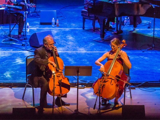 Cellists-of-the-Santa-Fe-Symphony-performing-at-2017-PMA