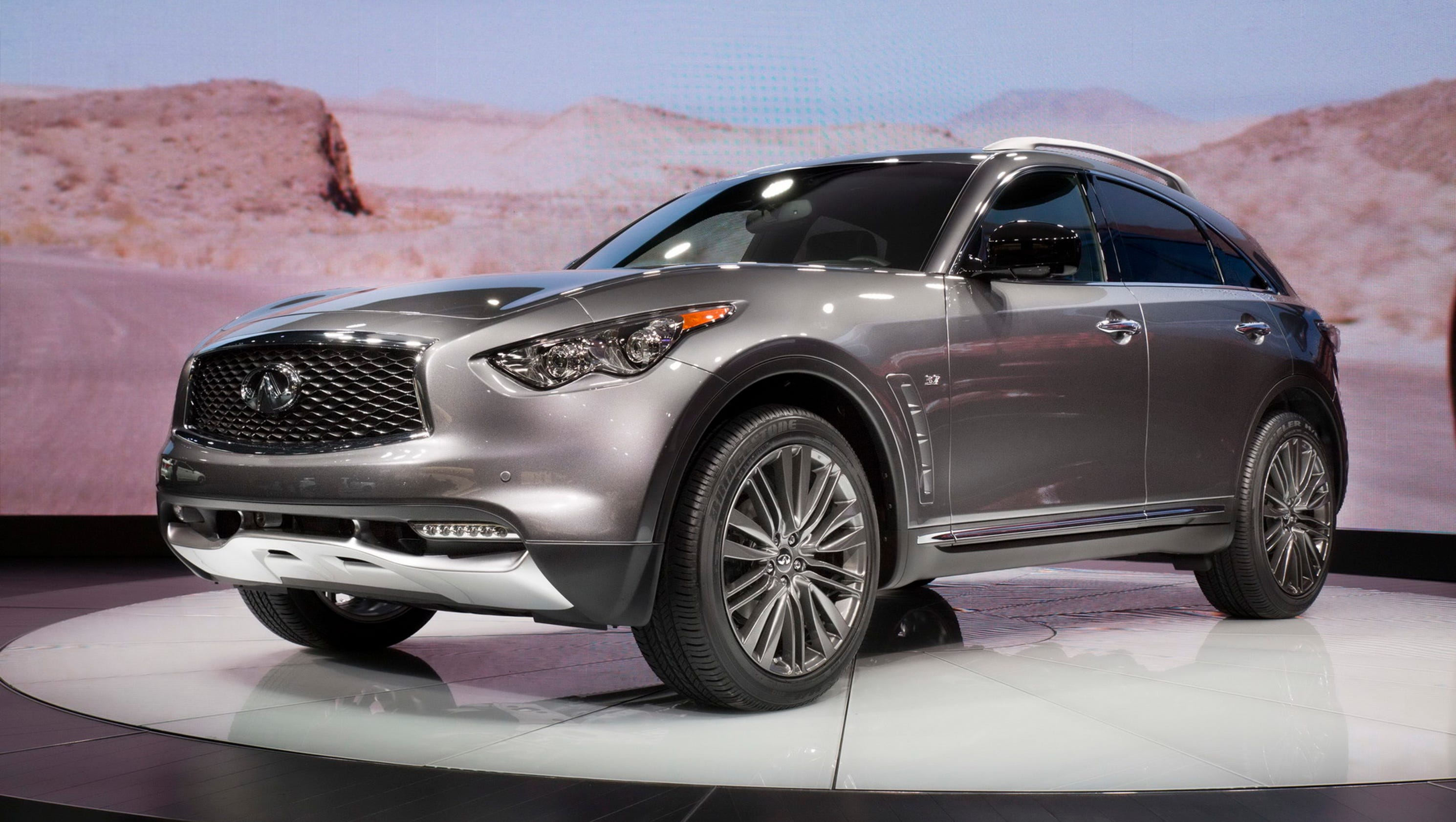 crossover infinity reviews infiniti review