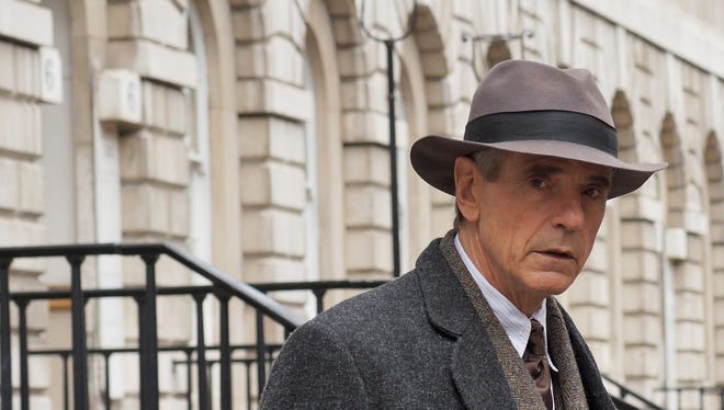 """Jeremy Irons in """"The Man Who Knew Infinity."""""""
