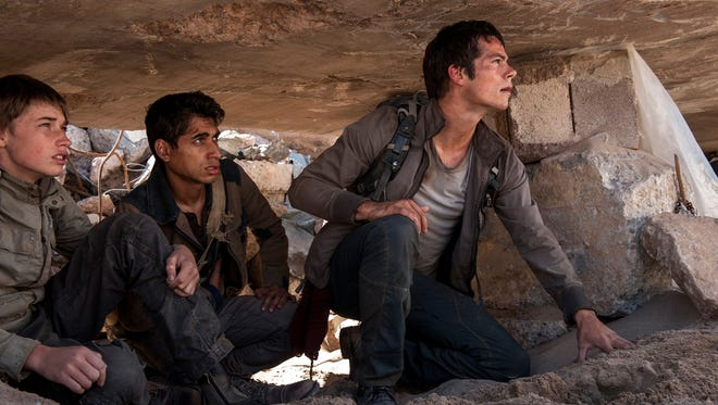 """The """"Maze Runner"""" sequel is heavy on action, and that's about it."""