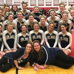 Lions runner-up in D2 district cheer