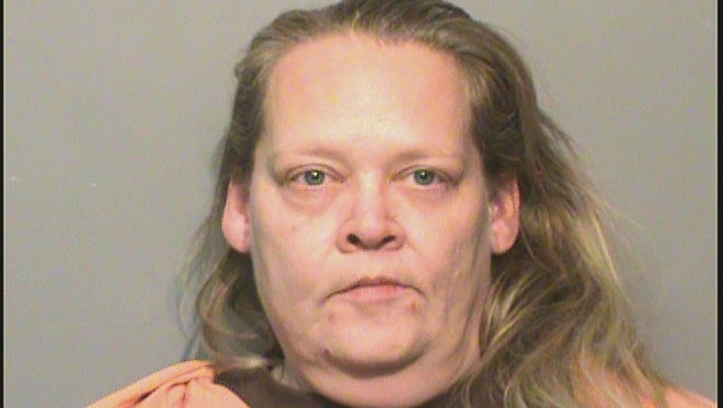 Jennifer Joan Parker, 41, of Des Moines, has been charged with first-degree and second-degree robbery.
