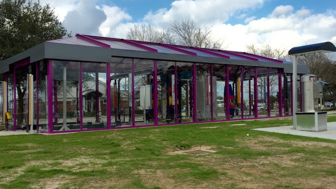 The CARencro Wash-N-Go in Carencro in the Derek Plaza Center will be operational soon