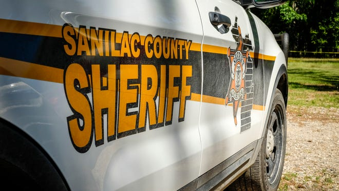 A 40-year-old Ubly man died in a single vehicle crash early Thursday in Sanilac County.