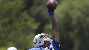 IndyStar Sports Day Podcast: Colts Insider on Luck deal, WR depth, pass rush & more