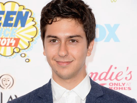 """Nat Wolff will portray Quentin Jacobsen in """"Paper Towns."""""""