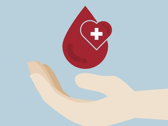 Donate blood on Saturday and save a life.